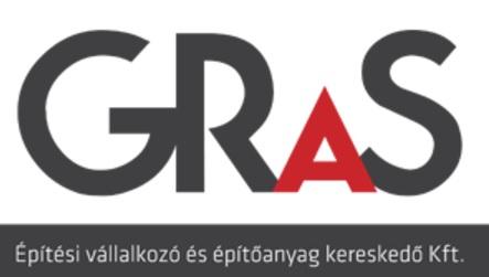 Gras.hu, az akciós építőanyag webáruháza