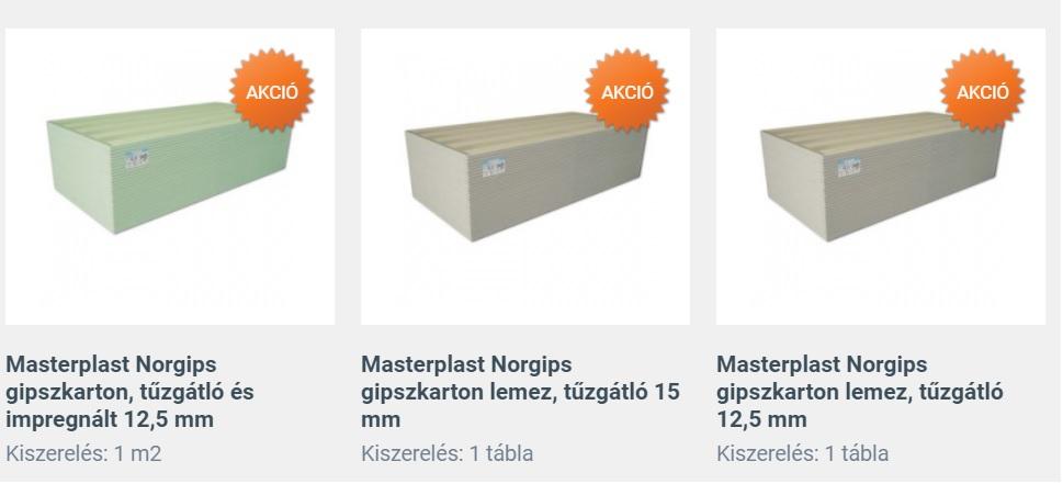 Hőszigetelés minőségi Masterplast anyagokkal