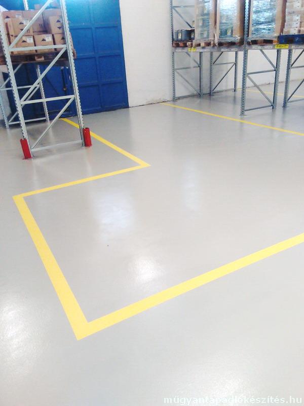 A műgyanta padló burkolat előnyei